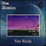 New Worlds CD sleeve